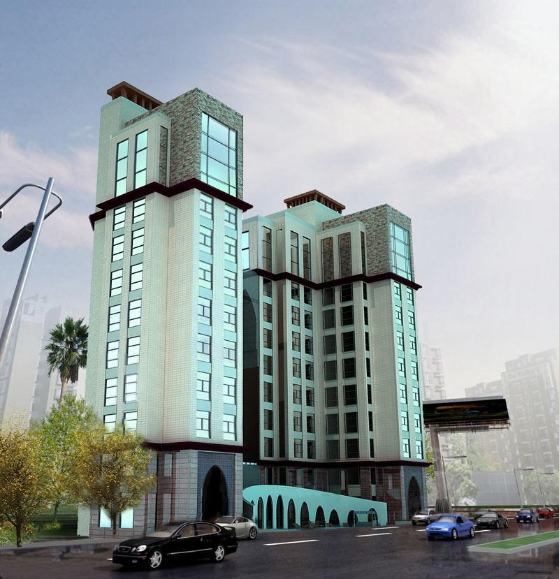 Al kahalid Tower