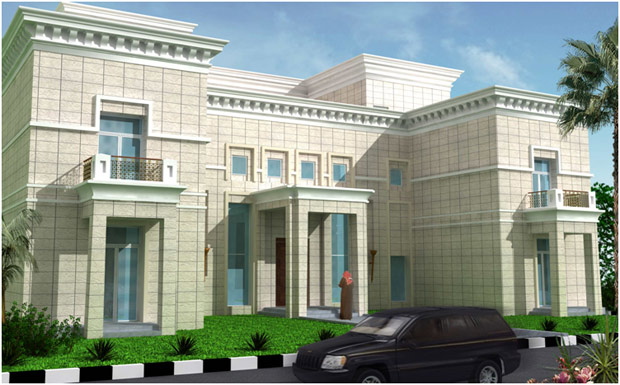 Jassem Al-Kharafi 5 Private Villas