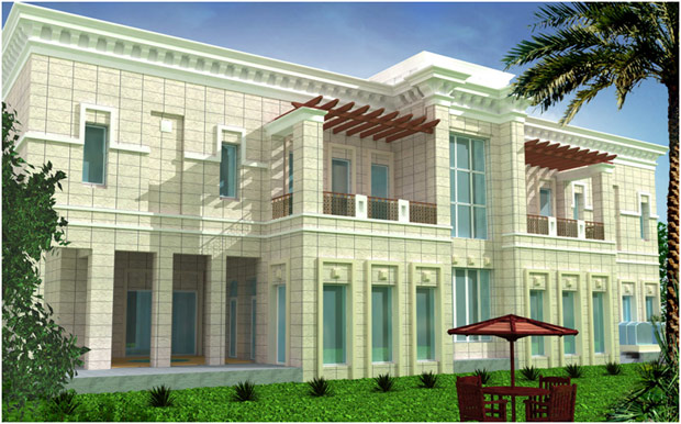 Jassem Al-Kharafi 5 Private Villas