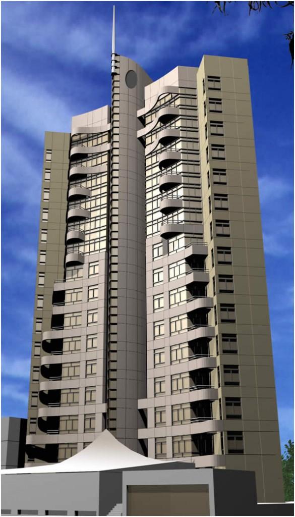 Amwaj Residential Complex