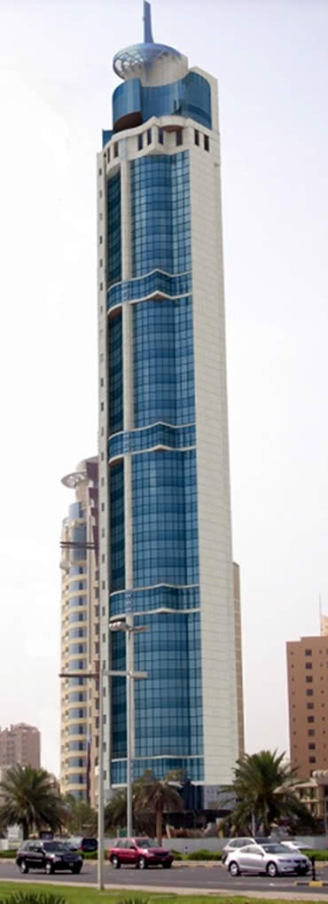Sheikh Miteb Residential Tower